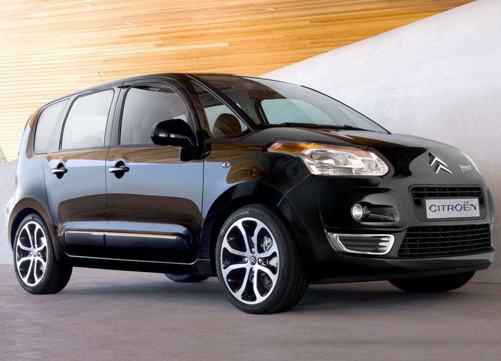 citroen c3 picasso vehicle information citroen leasing in europe. Black Bedroom Furniture Sets. Home Design Ideas