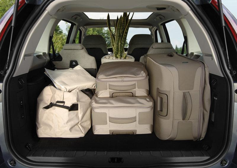 Top Citroen C4 Picasso Luggage Capacity Images For Pinterest Tattoos