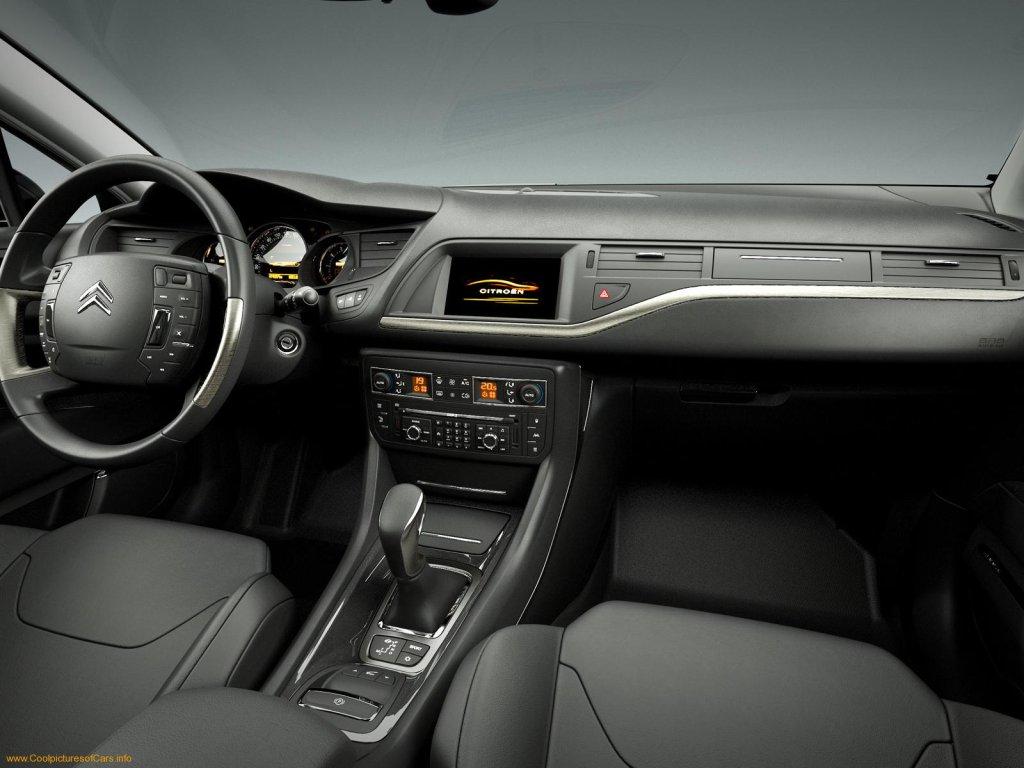 Citroen c5 tourer vehicle information citroen leasing in europe click here for larger image vanachro Images