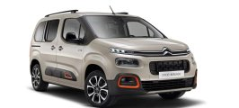Citroen Berlingo vehicle information