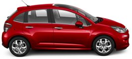 Citroen C3 vehicle information