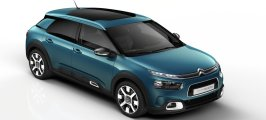 Citroen C4 Cactus Cool vehicle information