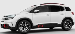 Citroen C5 Aircross vehicle information
