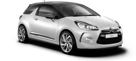 Citroen DS3 vehicle information