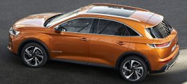 Citroen DS7 vehicle information