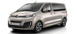 Citroen Space Tourer vehicle information