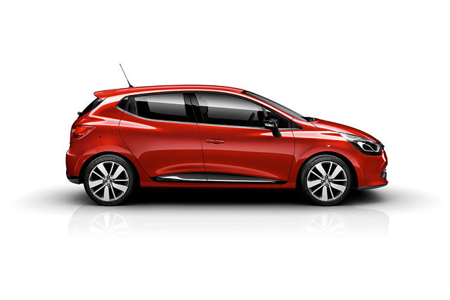 Renault Clio 4 Vehicle Information - Renault Leasing in Europe