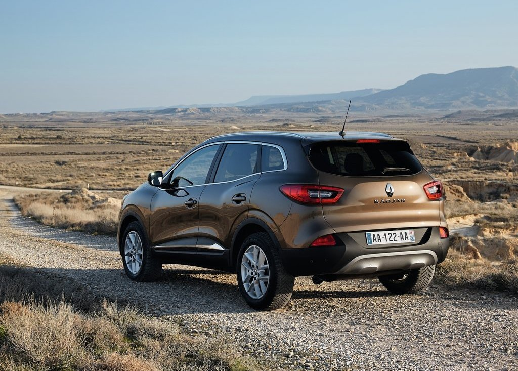 Renault Kadjar Vehicle Information - Renault Leasing in Europe in 2015