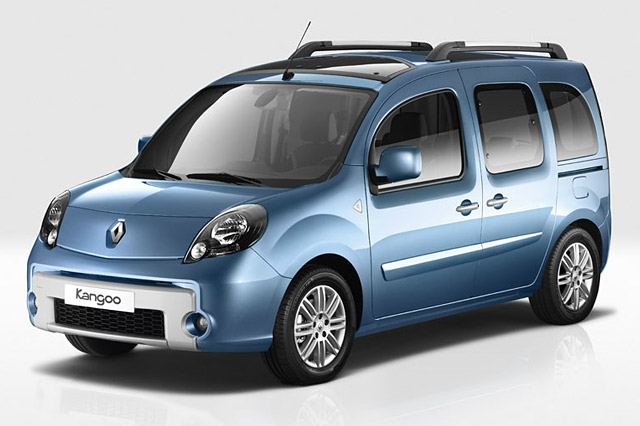 Renault Kangoo Vehicle Information - Renault Leasing in Europe