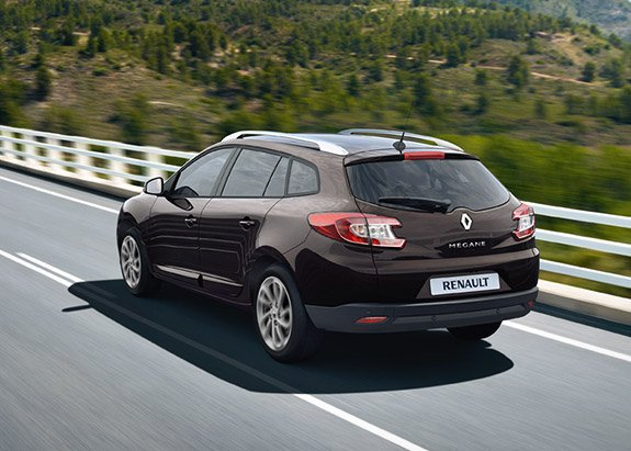 Renault Megane Estate Vehicle Information - Renault Leasing in Europe