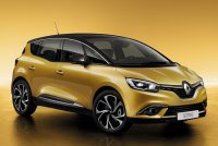 Click here for Renault Scenic vehicle information