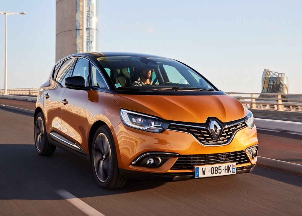 Renault Scenic Vehicle Information - Renault Leasing in Europe