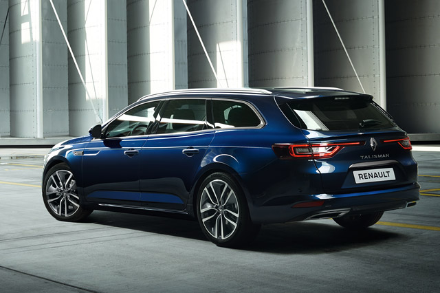 renault talisman estate vehicle information renault