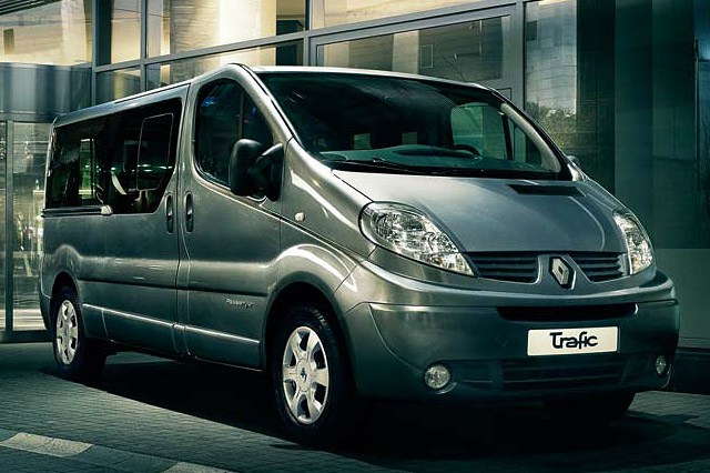 Renault Trafic Long Vehicle Information - Renault Leasing in Europe